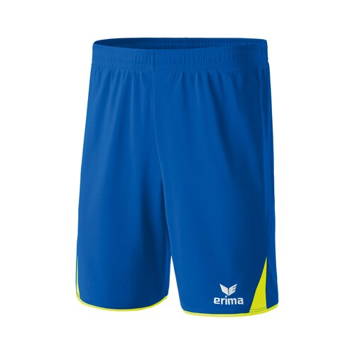 CLASSIC 5-C Shorts new royal/neon gelb