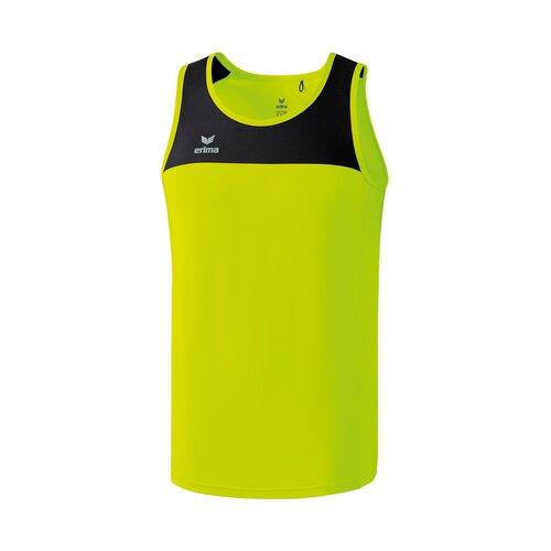 f615b7be Erima Race Line Running Singlet neon gelb/schwarz, 39,99 €